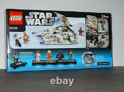 NEW LEGO Star Wars 75259 Snowspeeder 20th Anniversary Luke Dak Lando minifigure