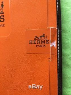 NIB Vintage Hermes Silk Scarf Passementerie Tassels New In Box/Plastic