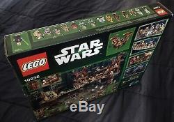 NISB LEGO Star Wars Ewok Village Set 10236 RETIRED EXCLUSIVE