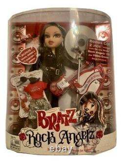 New Bratz Rock Angelz Doll Jade MGA Entertainment New In The Original Box
