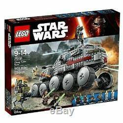 New LEGO 75151 Star Wars Clone Turbo Tank Clone Wars Episode II