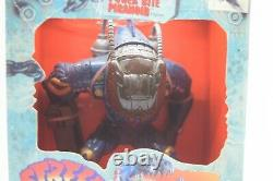 New Vintage Mattel Street Sharks Evil Power Bite Piranoid Action Figure 1994