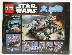 New in Box! LEGO Star Wars Clone Turbo Tank 75151