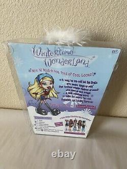 New open box! Bratz Wintertime Wonderland CLOE Doll Figure 2003 MGA TOTY