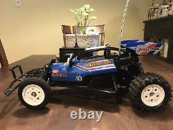 Nikko Thunderbolt F-10 RC Car Vintage Great Condition with Box Tested Buggy