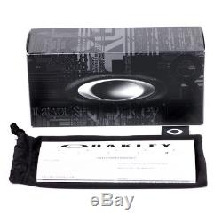 OAKLEY polished black/grey POLARIZED HOLBROOK OO9102-02 sunglasses! NEW IN BOX