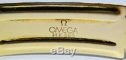 Omega Constellation Piepan Dial 14k Gold 24J Automatic Mens Watch & Box 168005