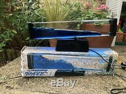 Original Vintage Wave Motion Machine With Motor Working Rare Boxed Ocean Motion