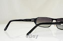 PRADA Mens Boxed Vintage 1990 Sunglasses Black Rectangle SPR 52F 1BO-3M1 26855