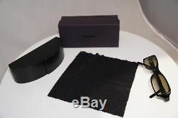 PRADA Mens Boxed Vintage Designer Sunglasses Rectangle SPR 11C 1AB-4M1 18591