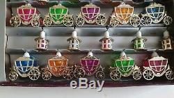 Pifco Cinderella Carriage Vintage Christmas Lights, original box, superb condition