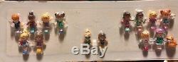 Polly Pocket Bluebird 1994 Vtg Pollyville Set W Box New Dolls Cafe Toys Pets Lot