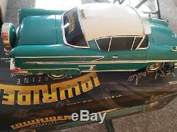 RADIO SHACK LOWRIDER MODEL Car'58 Chevy Impala with ORIGINAL BOX VINTAGE CAR