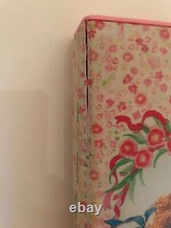 RARE VINTAGE 1980s KUTSUWA BEAUTIFUL SUNDAY 3 DOOR BOX PENCIL CASE COLLECTIBLE