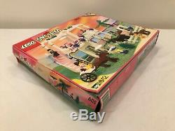 RARE VINTAGE LEGO Paradisa Country Club (6418) COMPLETE with BOX & INSTRUCTIONS