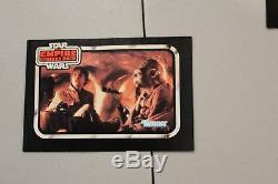 RARE VTG STAR WARS ESB FIGURE DISPLAY ARENA Mail Away MINT complete with Box HTF