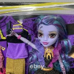 Rare Vintage Monster High Doll Djinni Whisp Grant I Love Fashion Doll Damage box