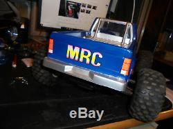 Rc RTR vintage 110 MRC. MT-10M, ORIGINAL w / BOX, 1994, tamiya rare