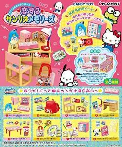 Re-ment Sanrio Lovely Memories Miniature Figure Hello Kitty Complete Box Japan