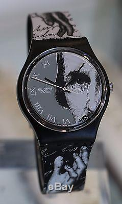 SWATCH - Glance GB149 From 1992 Collection NEW Box Papers