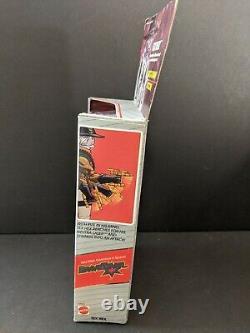 Sealed BOX MIB VINTAGE 1986 MATTEL BRAVESTARR TEX HEX FIGURE 1725 unpunched