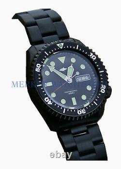 Sharkey NH36 NH35 Mens SKX007 Automatic Vintage Dive Diver MECHANICAL Watch 200M
