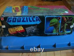 Shogun Warriors VINTAGE 1977 Godzilla 20 100% Compl withBox/Ins C-5 Mattel Bandai