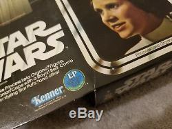 Star Wars 12 Inch PRINCESS LEIA 100% Complete with Box Vintage ORIGINAL 1978