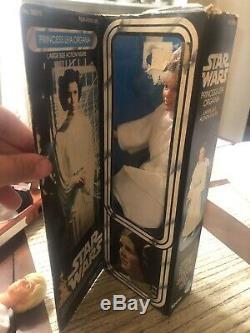 Star Wars 12 Inch PRINCESS LEIA with Box Vintage ORIGINAL 1978