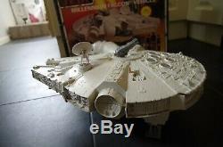Star Wars BiLogo Millenium Falcon Vintage Boxed