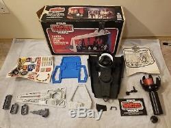 Star Wars DARTH VADER'S STAR DESTROYER Complete Box Original 1980 Vintage