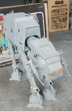 Star Wars Empire Strikes Back AT-AT Walker Vintage Original 1980s withBox