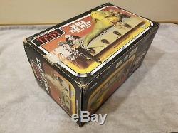 Star Wars JABBA THE HUTT Complete with Box Original 1983 Vintage Return of Jedi