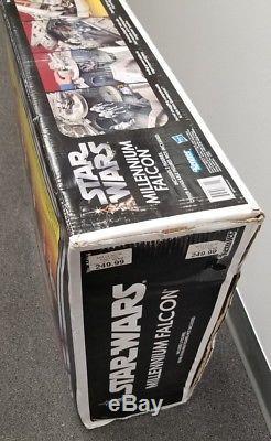 Star Wars MILLENNIUM FALCON 2012 Vintage Collection Hasbro New Sealed Box