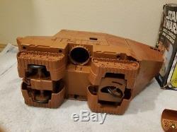Star Wars Radio Controlled JAWA SANDCRAWLER with Box Original 1979 Vintage