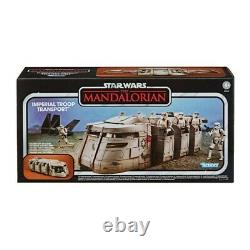 Star Wars The Vintage Collection The Mandalorian Imperial Troop Transport NEW
