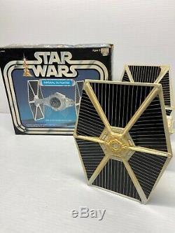 Star Wars Vintage 1978 Imperial Tie Fighter in the Original Box