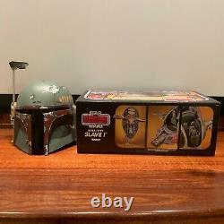 Star Wars Vintage Collection BOBA FETT SLAVE 1 MINT IN BOX + FREE ITEM ON SALE