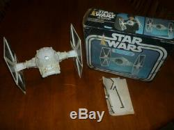 Star Wars Vintage Imperial Tie Fighter in the Original Box
