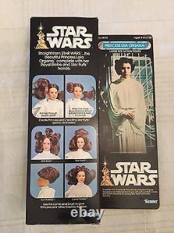 Star Wars Vintage Kenner 12 Princess Leia Organa Doll MISB Mib