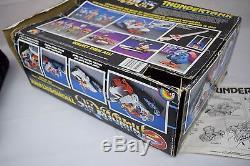 Thundercats LJN Thundertank Boxed Vintage, thunder tank, liono, mummra, panthro