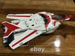 Transformers 1984 Hasbro VINTAGE G1 JETFIRE / SKYFIRE NEAR COMPLETE With Box