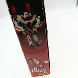 Transformers G1 Jetfire Complete with Unbroken Box & Weapons, Vintage 80s Robot