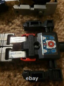 Transformers G1 Reflector Complete with box unused camera mail away 1986 Vintage