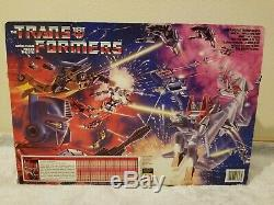 Transformers OPTIMUS PRIME Complete with Box G1 Vintage Authentic 1984