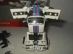 Transformers g1 original vintage jazz 100% complete with box pre rub