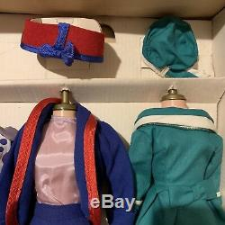 VINTAGE 1960's CANDY FASHION DELUXE DOLL ORIGINAL OUTFITS & ORIGINAL BOX