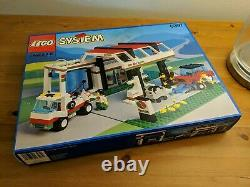 VINTAGE LEGO Classic Town Gas'n' Wash Express #6397 New in box