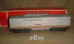 VINTAGE Lionel TRAIN No. 2243C SANTA FE B UNIT DUMMY CAR With BOX