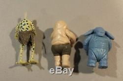 VTG 1983 STAR WARS SY SNOOTLES REBO BAND SET With BoX Insert COMPLETE ROTJ Gift NM